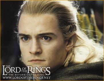 Elfo Legolas